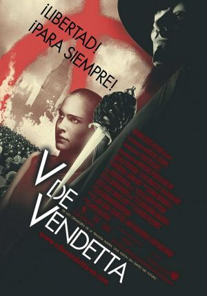 V for Vendetta 1049x1500