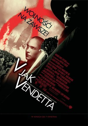 V for Vendetta 558x800