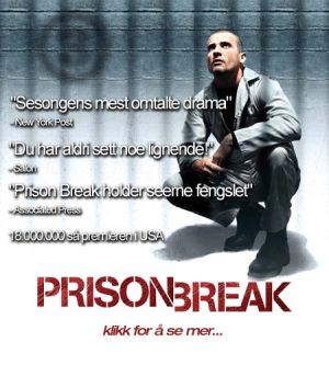 Prison Break 450x500