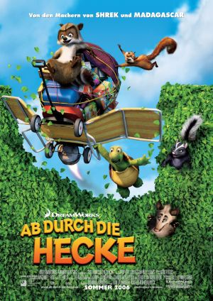 Over the Hedge 842x1191