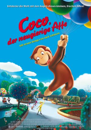 Coco - Der neugierige Affe 419x595