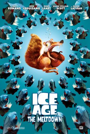Ice Age 2 - Jetzt taut's 2430x3600