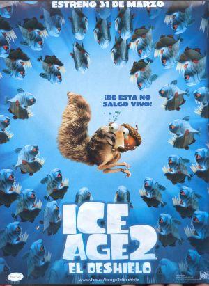 Ice Age 2 - Jäätikkö sulaa 1274x1746