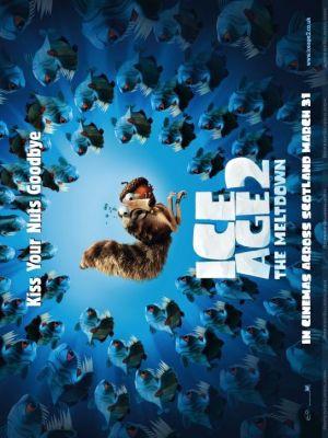 Ice Age 2 - Jäätikkö sulaa 544x725