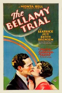The Bellamy Trial poster