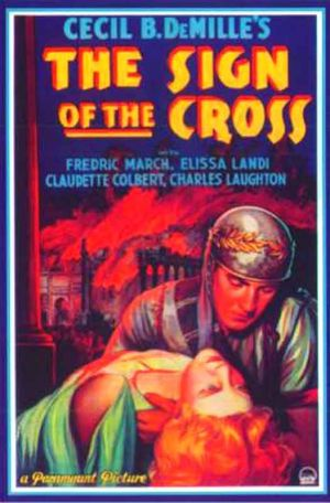 The Sign of the Cross 526x800