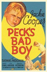 Peck's Bad Boy poster