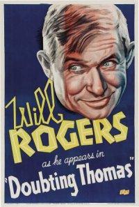 Doubting Thomas poster