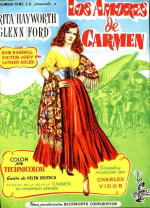 The Loves of Carmen 865x1200