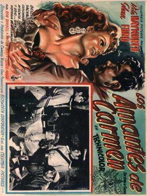 The Loves of Carmen 517x689