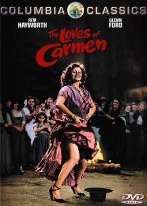 The Loves of Carmen 339x475
