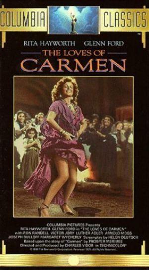 The Loves of Carmen 394x712