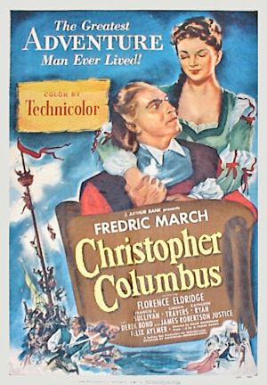 Christopher Columbus Poster