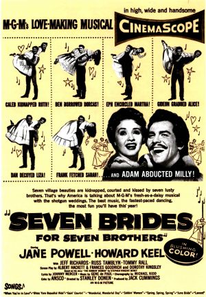 Seven Brides for Seven Brothers 1440x2072