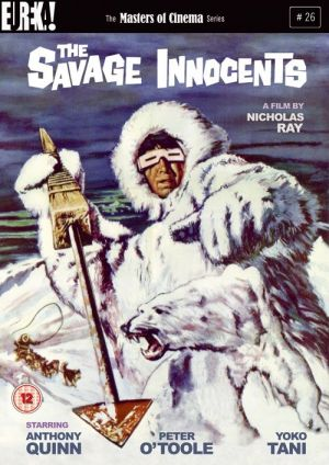 The Savage Innocents Cover