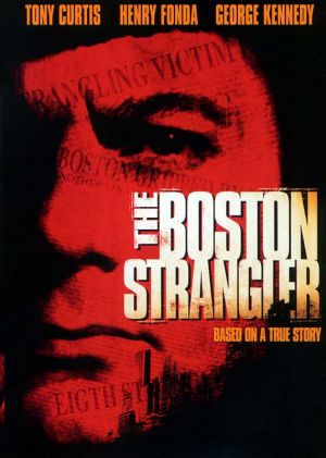 The Boston Strangler Dvd cover