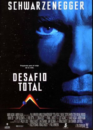 Total Recall - Die totale Erinnerung 1644x2300