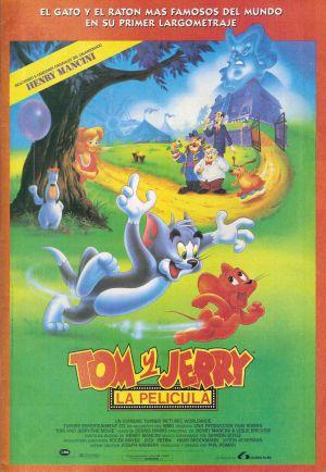 Tom und Jerry: Der Film 1557x2250