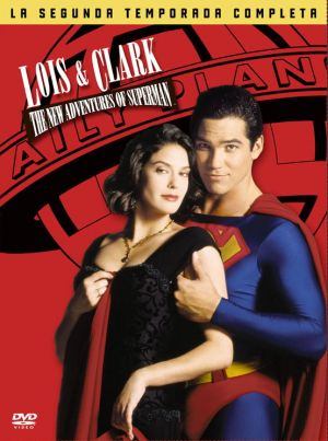 Lois & Clark: The New Adventures of Superman 554x744