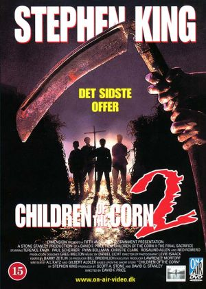 Children of the Corn II: The Final Sacrifice 570x800