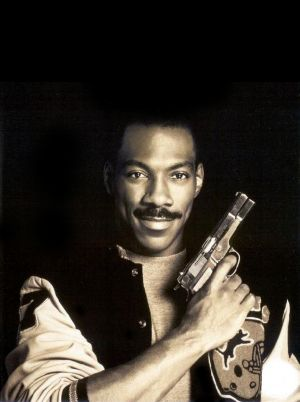 Beverly Hills Cop 3 Key art