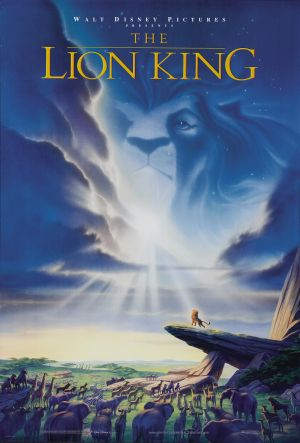 The Lion King 2880x4254