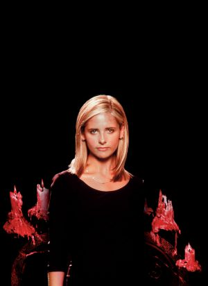 Buffy the Vampire Slayer 1626x2233