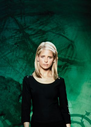 Buffy the Vampire Slayer 1607x2229