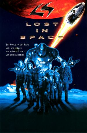 Lost in Space 1397x2120