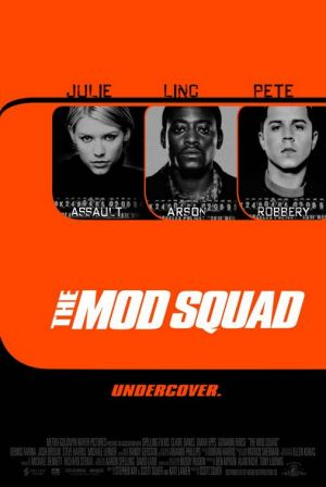 The Mod Squad 506x755
