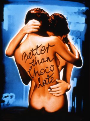 Better Than Chocolate Poster