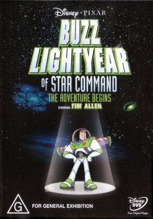 Buzz Lightyear - Avaruusranger: Seikkailu alkaa 701x1000