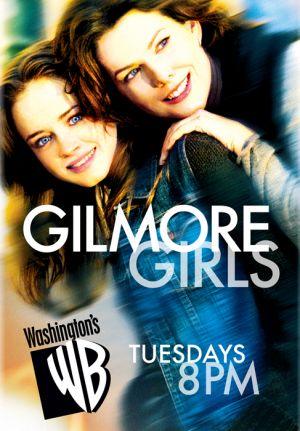 Gilmore Girls 487x700