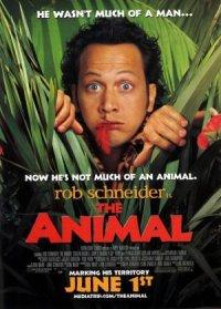 Estoy hecho un animal poster