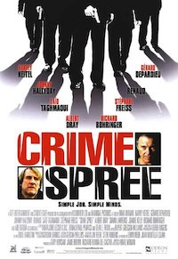 Crime Spree poster