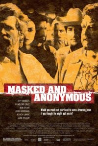 Masked and Anonymous poster