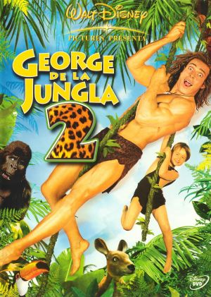 George of the Jungle 2 1000x1404