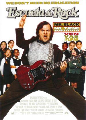 The School of Rock 1674x2328