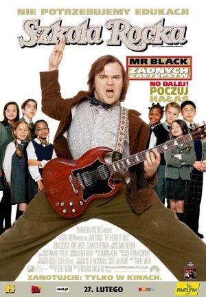 The School of Rock 555x800