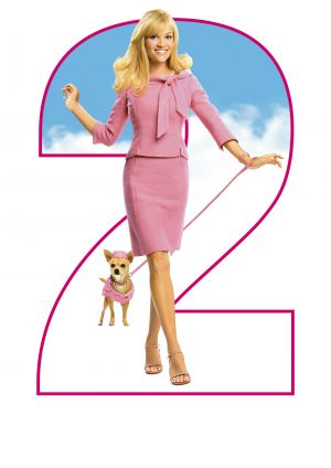 Legally Blonde 2: Red, White & Blonde 2000x2829