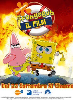 The SpongeBob SquarePants Movie 500x678
