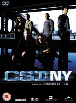 CSI: NY 369x500