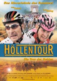 Höllentour poster