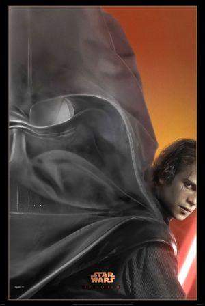 Star Wars: Episodio III - La venganza de los Sith 1004x1500
