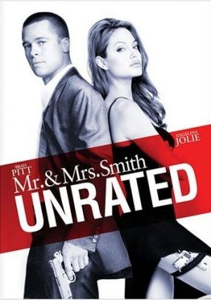 Mr. & Mrs. Smith 351x499