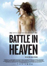 Batalla en el cielo poster