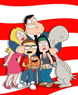 American Dad! 2529x3071