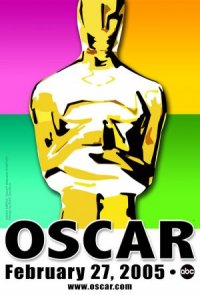 The 77th Annual Academy Awards poster