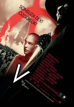 V for Vendetta 1237x1772