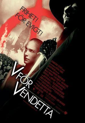 V for Vendetta 384x550